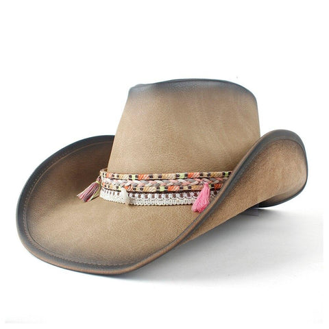 Chapeau de Cowboy Dolly | Western-Avenue
