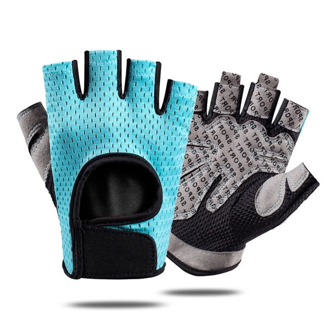 Professional Gym Weight Lifting Fitness Gloves