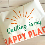 Happy Place Wall Decal