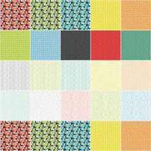 Load image into Gallery viewer, Fat Quarter Bundle - Good Vibes