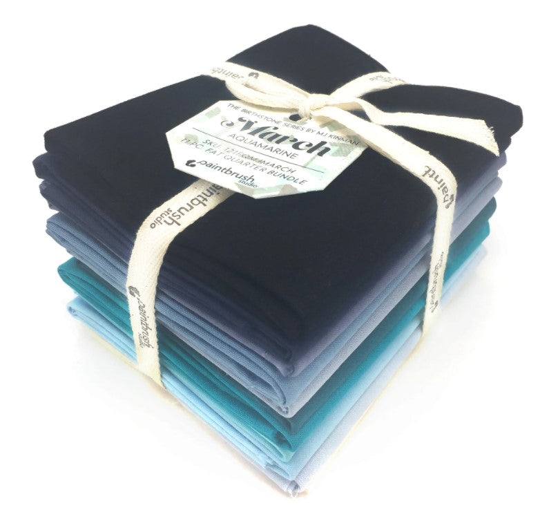 Fat Quarter Bundle - Aquamarine