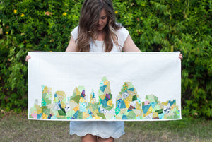 Scrappy Appliqué Workshop via Zoom - April 15th, Thursday (Time zones - AUS/NZ/IND/UAE)