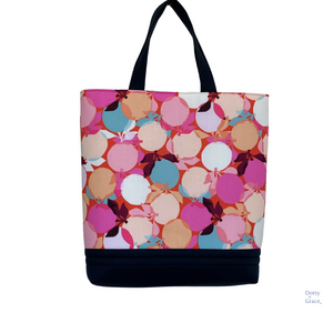 Handy Tote - Clementine Small