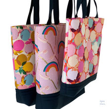 Load image into Gallery viewer, Smaller tote is the Clementine Small
