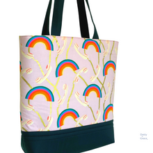 Load image into Gallery viewer, Grace Tote - Retro Rainbow