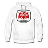 Original Northwoods Spider Lake Hoodie - white