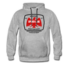Original Northwoods Spider Lake Hoodie - heather gray