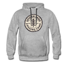 Spider Lake Logging Camp Hoodie - heather gray