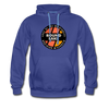 Round Lake Edge of Wilderness Premium Hoodie - royalblue