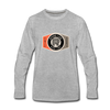 Round Lake Elevation 1347 Premium Long Sleeve T-Shirt - heather gray