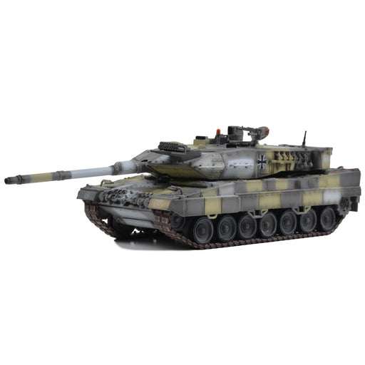German Kampfpanzer Leopard 2A7 Main Battle Tank - Mixed European Camouflage (1:72 Scale)