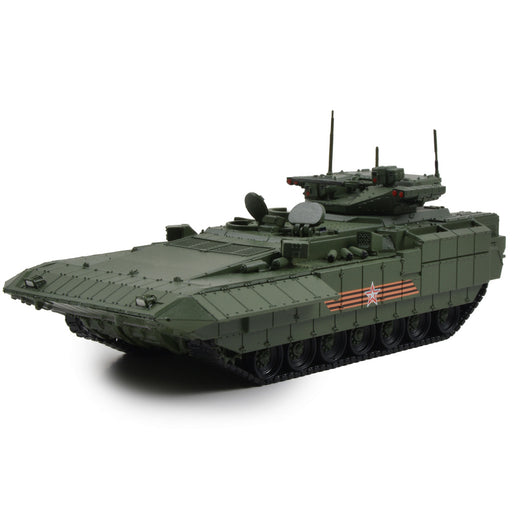 Russian T-15 Armata Heavy Infantry Fighting Vehicle - 2015 Moscow Victory Day Parade (1:72 Scale)