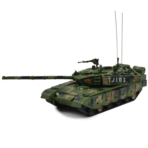 "Chinese Peoples Liberation Army ZTZ99A Main Battle Tank - ""TJ103"" Camouflage (1:72 Scale)"