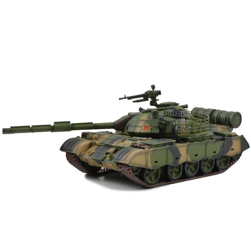Chinese Peoples Liberation Army Type 59D Main Battle Tank - Woodland Camouflage (1:72 Scale)