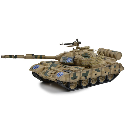 Chinese Peoples Liberation Army Type 59D Main Battle Tank - Digital Desert Camouflage (1:72 Scale)