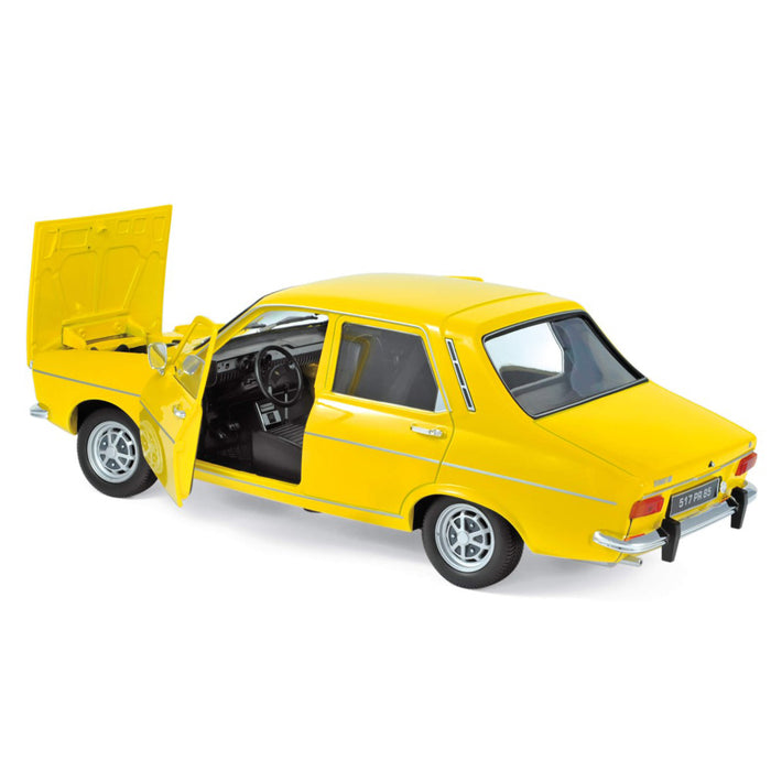 Renault 12 TS 1973 - Yellow