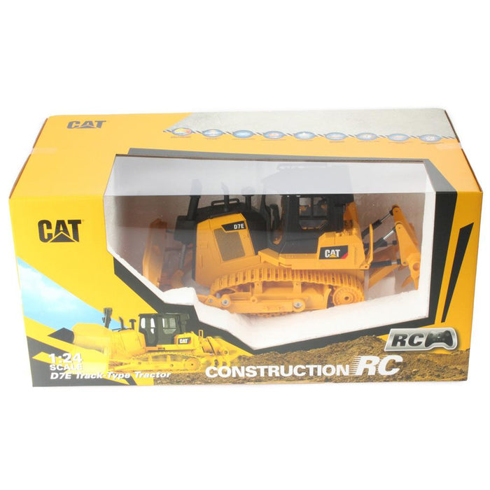 1:24 RC Cat® D7E Track Type Tractor