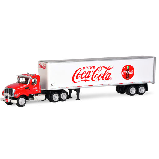 53' Coca-Cola Tractor and Trailer