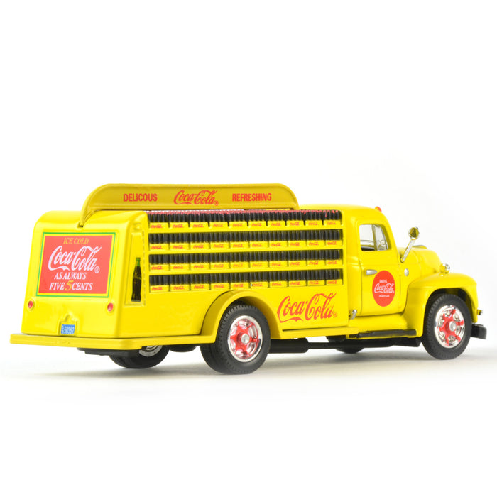 1955 Coca-Cola Diamond T Bottle Delivery Truck