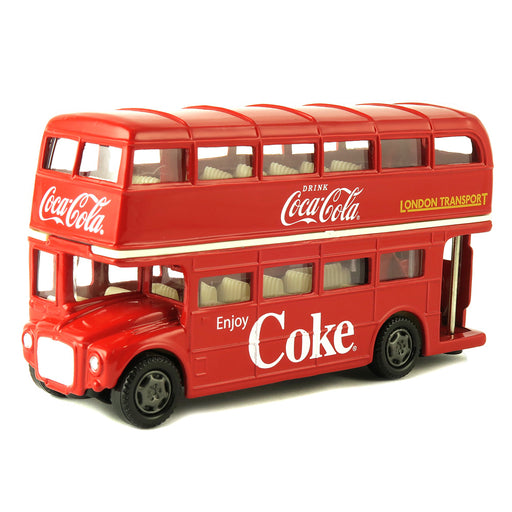 Coca-Cola London Double Decker Bus