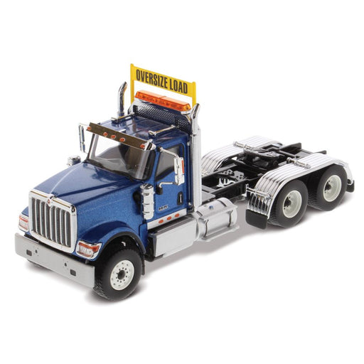 1:50 International HX520 Tandem Tractor  - Metallic Blue
