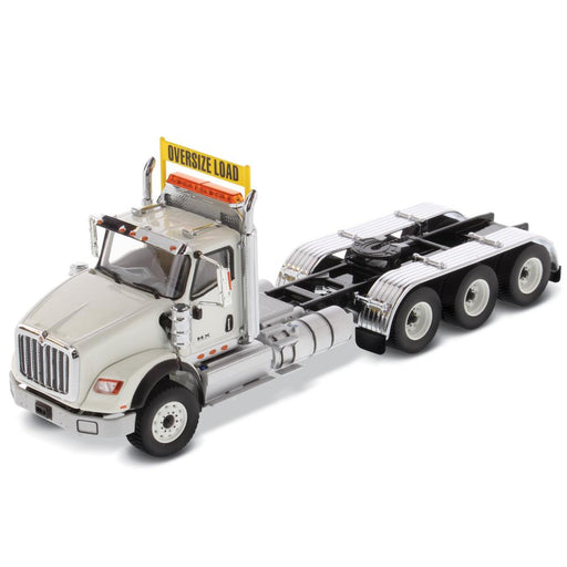 1:50 International HX620 Tridem Tractor  - White