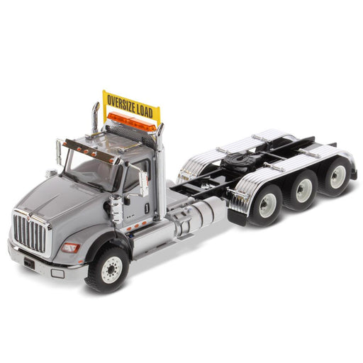 1:50 International HX620 Tridem Tractor  - Light Grey
