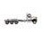 1:50 Western Star 4900 SF Day Cab Tridem Tractor - Black Cab