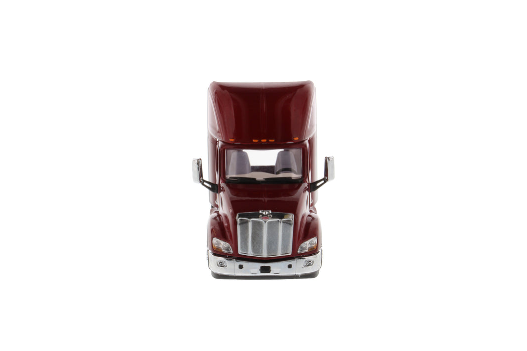 1:50 Peterbilt 579 Day Cab Tractor  - Legendary Red cab