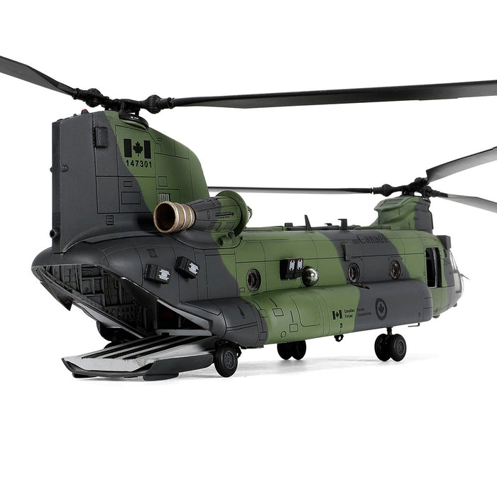 Royal Canadian Boeing Chinook Ch-147F Helicopter