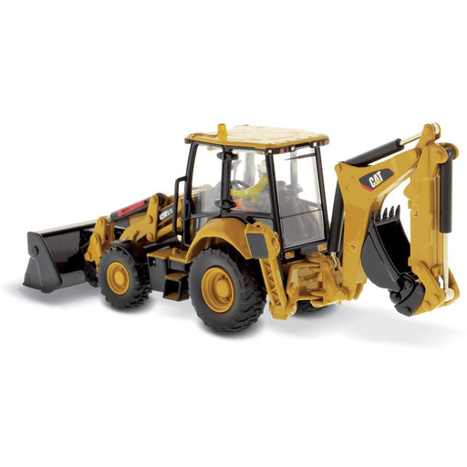 1:50 Cat® 420F2 IT Backhoe Loader