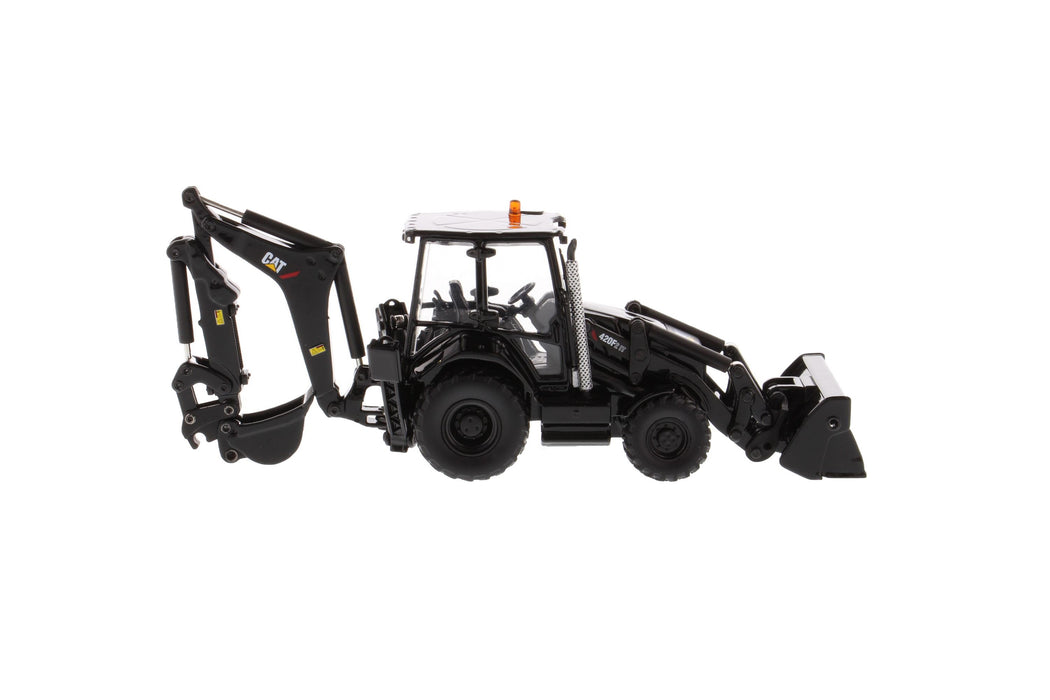 1:50 Cat® 420F2 IT Backhoe Loader - 30th Anniversary edition, Special Black Finish