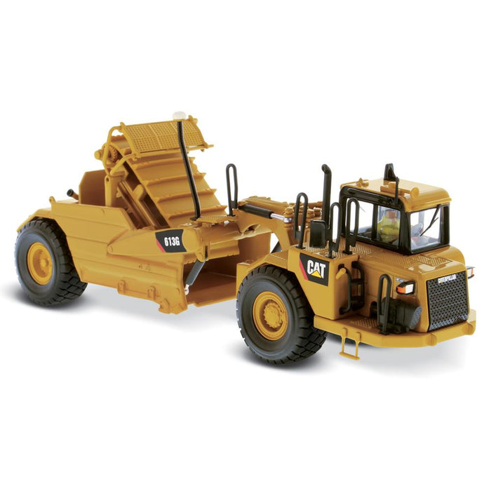 1:50 Cat® 613G Wheel Tractor-Scraper
