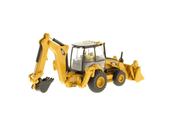 1:87 Cat® 450E Backhoe Loader