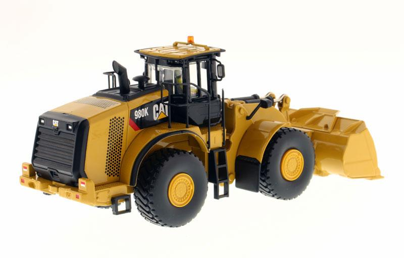 1:50 Cat® 980K Wheel Loader - Material Handling