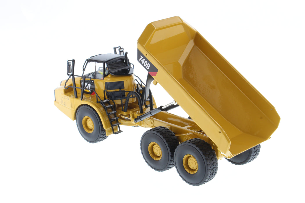 1:50 Cat® 740B EJ Articulated Truck (Tipper Body)