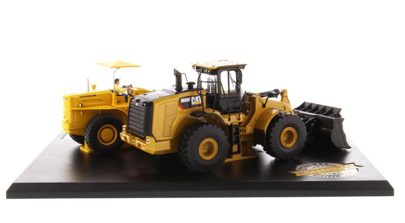 1:50 Cat® 966A Wheel Loader & 966M Wheel Loader