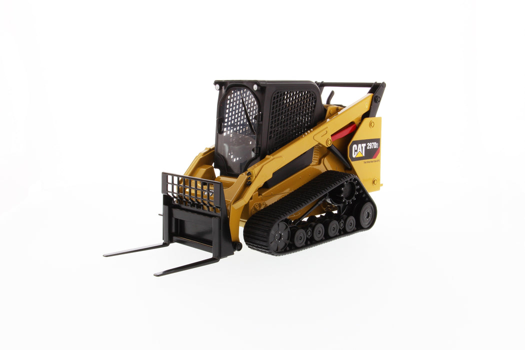 1:16 Cat® 297D2 Multi Terrain Loader