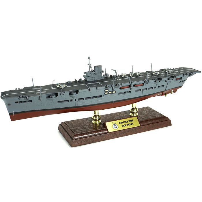 British Hms Ark Royal (91) Aircraft Carrier