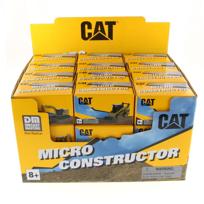 36 Piece Micro Constructor Assortment Pack in Closed Box