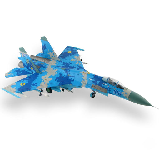 Su-27 Flanker B Serial 100, Ukrainian Air Force