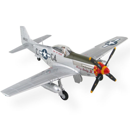 "P-51K Mustang ""Nooky Booky IV"" 44-11622, Major Leonard ""Kit"" Carson, 362nd FS, 357th FG, 1945"