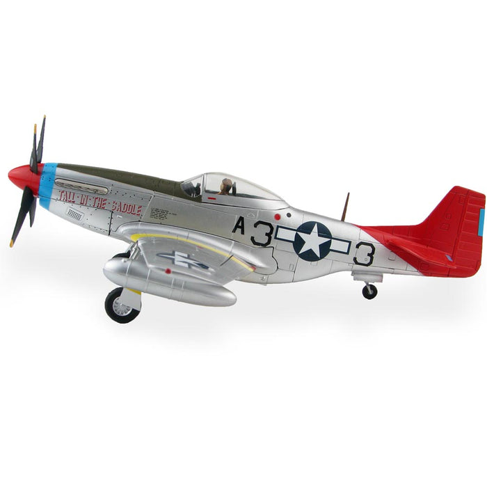 "P-51D Mustang """"Tall In the Saddle"""" 99th Fighter Squadron, 332nd Fighter Group, WWII"