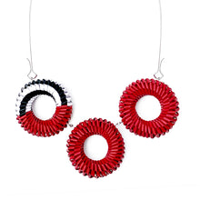 Load image into Gallery viewer, Three Circles Necklace