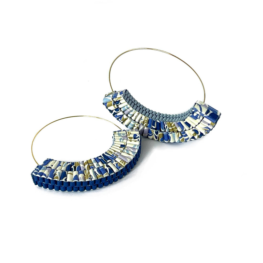 Rossi Hoops Blue