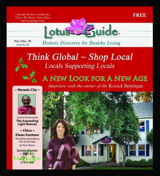 Lotus Guide Magazine Interview