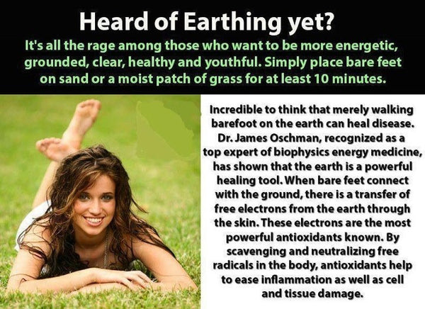 Get Your Earthing On!