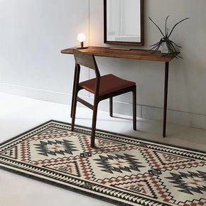 Modern Geometric Rugs Runners for Living Room Bedroom Hall Office Machine Washable