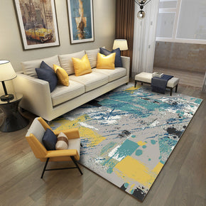 RugShow Modern Patterned Abstract Carpet Living Room Bedroom Indoor Area Rug