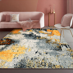 Polyester Carpets Modern Area Rugs Gradient Abstract Patterned for Office  Bedroom Living Room Hall Dining Room